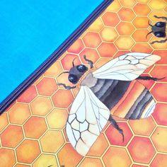 #Sewing #bees this morning... Ceridwen Hazelchild Design