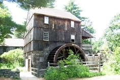 Sturbridge Grist Mill @ Worchester County, Massachuetts