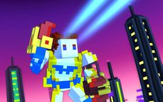 Troves next free expansion adds superheroes to the voxel-based MMO  Trion Worlds announced today the next free expansion for its voxel-based massively multiplayer online role-playing game Trove is coming out this spring.  Trove  Heroes will add superhero-themed content. Trove came out for PC in 2015 with PlayStation 4 and Xbox One versions following in 2017. The MMO is free but players can spend money on things like costumes and new character classes. Trove has had over 8 million players on…