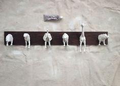 DIY: Animal Jewelry Display