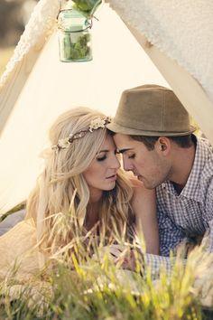 inspiration   boho engagement » Something Turquoise {daily bridal inspiration}