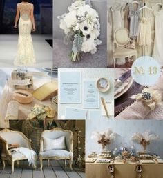 Mood Boards | Limn & Lovely | Daily Loveliness for Every Bride