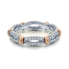 Verragio W-105 Wedding Ring- Genesis Diamonds
