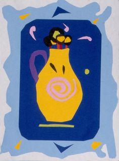 Matisse - art for kids tutorial paper cut outs: theme, colour, shades, tints, positive and negative Henri Matisse, Matisse Kunst, Matisse Art, Matisse Drawing, Max Ernst, Matisse Cutouts, Berthe Morisot, Grant Wood, Art Lesson Plans