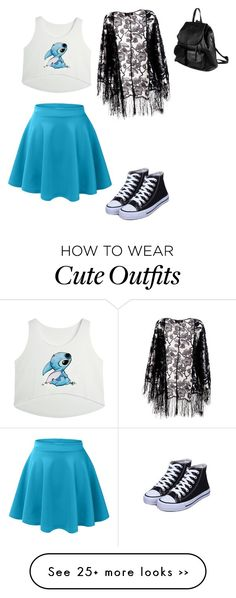 """BTS outfit"" by eyesoffire101 on Polyvore featuring Pussycat and PARENTESI"