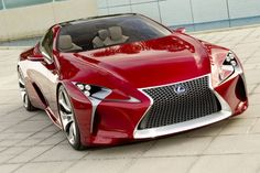 Lexus LF-LC. i know it's a concept, but come on. look at it