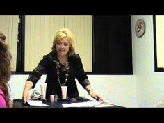 Barbara Harrison's skin care class - YouTube