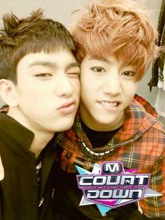 JR and Mark
