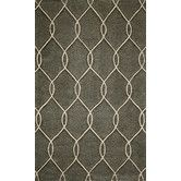 Found it at Wayfair - Bliss Steel Tufted Area Rug