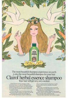 CLAIROL, 1973 My Mom used this all the time. When I was older I used it too.