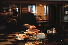 My daughter and I ate so slowly at our brunch at the famed Wolseley in London because we knew we were eating history.