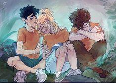 Percy Jackson Y Annabeth Chase, Arte Percy Jackson, Dibujos Percy Jackson, Percy And Annabeth, Percy Jackson Memes, Percy Jackson Books, Percy Jackson Fandom, Percabeth, Solangelo