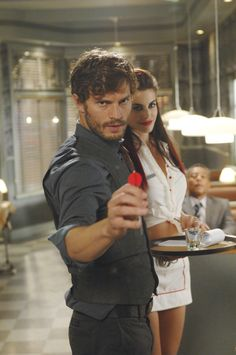 once upon a time. times when Jamie Dornan proved he is the perfect man