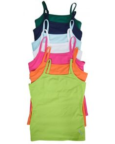 010a1c58e9c39 The Un-Tee Girls Sports Cami by Dragonwing girlgear is the perfect girls  sports tank