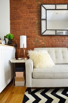 Tiny Apartment Tour on NYC's Upper East Side | Apartment Therapy