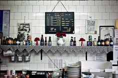 Pie and mash shops - in pictures