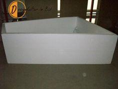 Styropor-Wannenträger f. Hoesch Trapez 180 x 140 cm Bathtub, Bathroom, Ebay, Standing Bath, Washroom, Bathtubs, Bath Tube, Full Bath, Bath