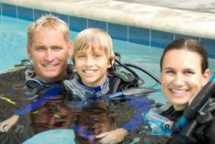 The many scuba diving jobs of PADI Course Director Michael Steidley.