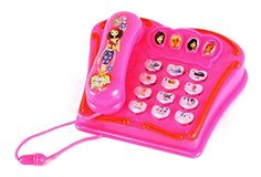 VT Pretty Girl Telephone Battery Operated Electronic Learning Toy Phone w Music Sounds Lights *** Be sure to check out this awesome product.Note:It is affiliate link to Amazon.