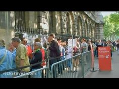 European Travel Skills: Avoiding Lines and Crowds with Rick Steves #traveltips