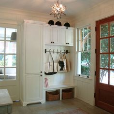 Mudroom Design, Pictures, Remodel, Decor and Ideas - page 2