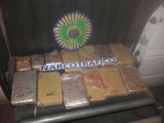 Policía de La Pampa detectó cargamento de marihuana