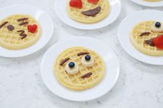 Emoji Waffles Know H