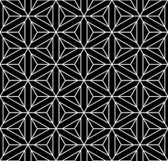 Vinilo Pixerstick Textura geométrico transparente. Hexágonos, rombos, triángulos y s ✓ Fácil instalación ✓ 365 días de garantía de reembolso ✓ ¡Examine otros patrones de esta colección!
