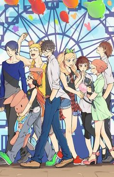 Party time!/ Persona 5
