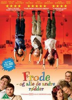 Frode og alle de andre rødder 2008 Internet Movies, Top Movies, Lund, Playstation, Movie Posters, Tv, Crochet, Film Poster, Television Set