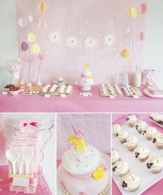 Pink Party by www.fancyparties.es