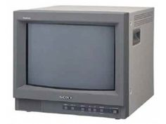 """14"""" Color video Monitor Sony Trinitron Video Monitor CRT Single Screen from BS Broadcast at $100.  #BSBroadcast #UsedBroadcastEquipment 14""""#ColorVideoMonitorSonyTrinitronVideoMonitorCRTSingleScreen #SONY PVM-14L2"""