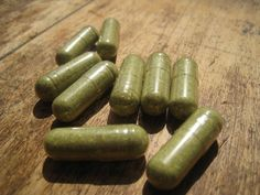 Pain Relief Herbal Capsules...effective against arthritis, sore muscles and joints, fibromyalgia, menopausal symptoms, headaches, and stress....