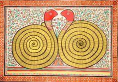 The Naga-pata and Kundalini Chakra