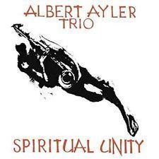 ALBERT TRIO AYLER - SPIRITUAL UNITY  VINYL LP NEW+