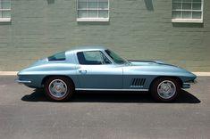 1967 Corvette Sting Ray Coupe                              …