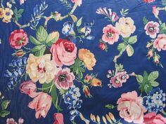 Trailing Bouquet by Carleton V at dwfabric.co.uk (£13.99/m)