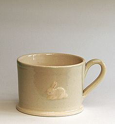 Hogben Pottery, I am in love with there beautiful handmade mugs and jugs.