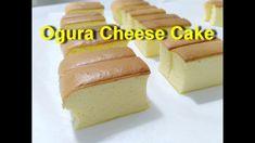 Ogura Cheese Cake Ogura Cake, Cake Youtube, Whole Eggs, Cheesecake Recipes, My Recipes, Food Videos, Bakery, Desserts, Ovens