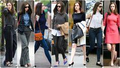 Anne Hathaway - The Intern: The Intern Movie Outfit, Anne Hathaway ...