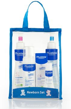 Giveaway: Mustela Prize Package