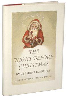 The Night Before Christmas, Tasha Tudor