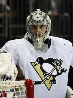 Marc Andre Fleury #29 Pittsburgh Penguins