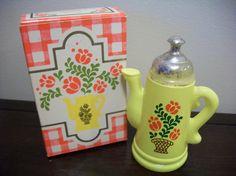 Vintage Avon Bottle - Pennsylvania Dutch Bath Oil