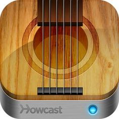 Learn to play the guitar -- Best Apps For Learning Guitar: iPad/iPhone Apps AppGuide Guitar Tips, Guitar Songs, Ukulele, Guitar Chords Beginner, Guitar For Beginners, Acoustic Guitar Notes, Acoustic Guitars, Playing Guitar, Learning Guitar