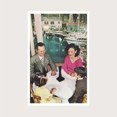 LED ZEPPELIN - PRESENCE LP