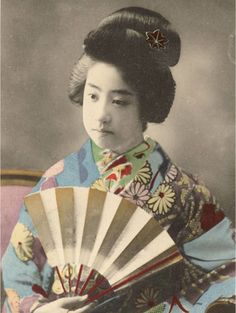 Geisha - Old Japan