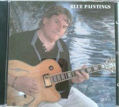 """CD """"Blue Paintings"""""""
