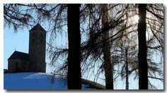 The little Church of Lafenn, Bolzano