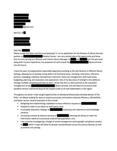 find this pin and more on professional cover letters templates for employment
